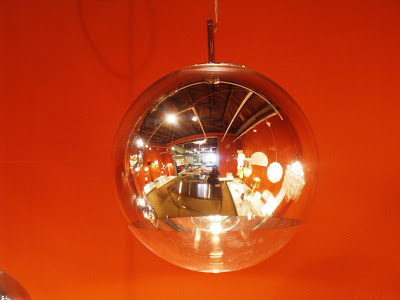 Large Mirror Ball Pendant from Design Within Reach