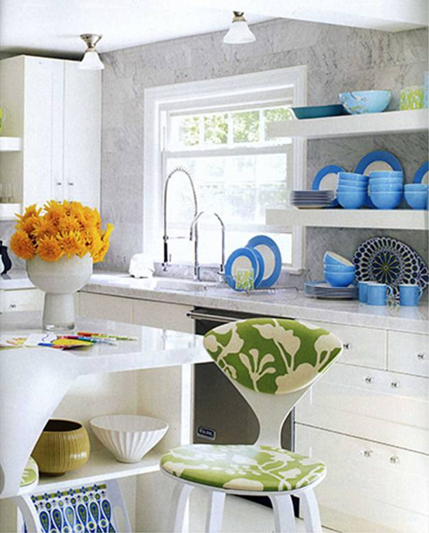 Kitchen Of The Week A Diy Ikea Country Kitchen For Two: KITCHEN WEEK: JONATHN ADLER STYLES A FASHIONABLE COUNTRY
