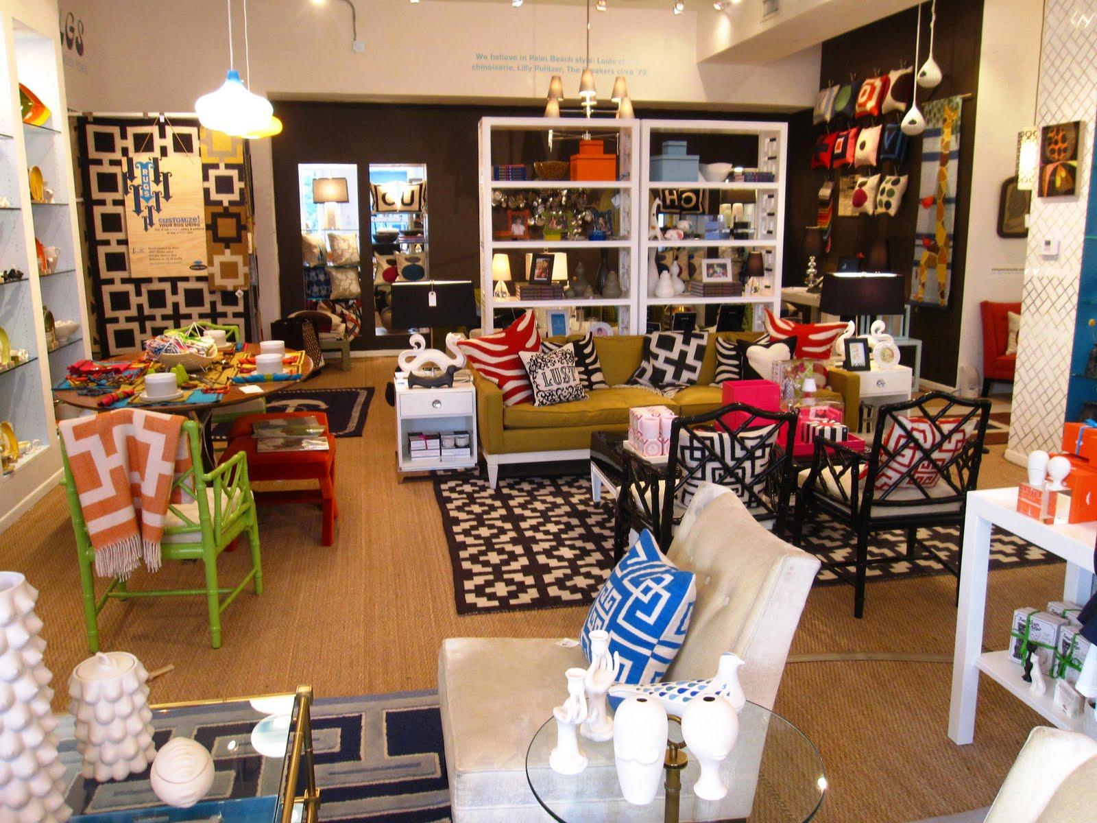 Jonathan Adler Furniture Sale #33: ... Inside The Jonathan Adler Furniture Store