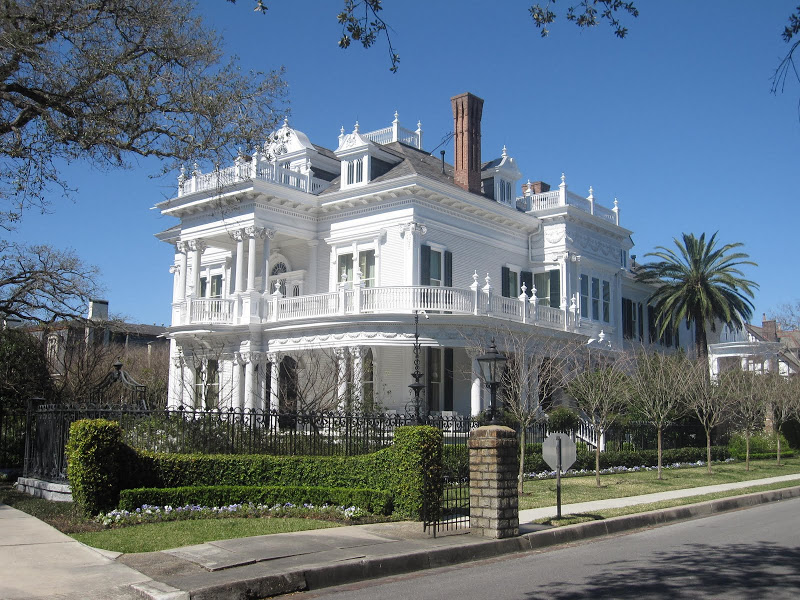 Wedding Cake House in New Orleans