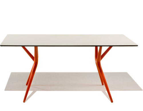 Modern dining table from hive