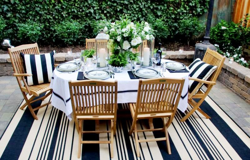 PATIO ENTERTAINING AT ITS BEST