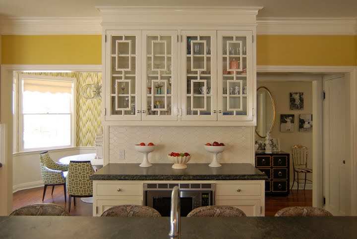 Architect Tour A Glam Hollywood Regency Kitchen And Home