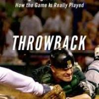 """Jason Kendall and his new book, """"Throwback."""""""