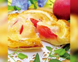 「紅の夢アップルパイ クレームパティシエール」 & 季節の焼きタルト セット