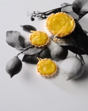 Tarte au citron confit. (c) Jean-Charles Vaillant