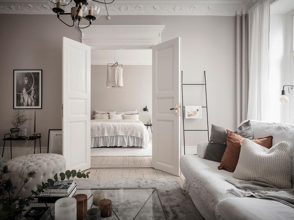 Light and elegant home - COCO LAPINE DESIGN