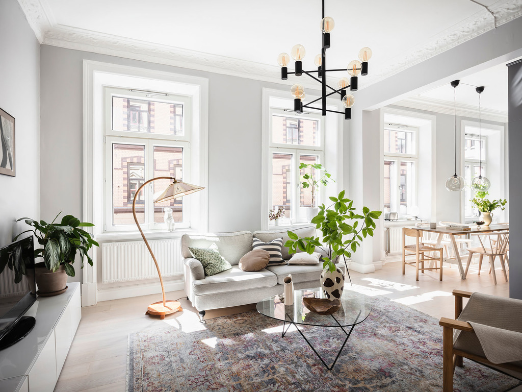 Characterful home with beautiful details