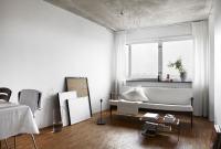 Concrete ceiling - COCO LAPINE DESIGNCOCO LAPINE DESIGN