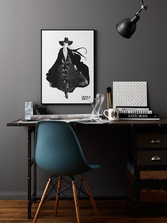 Lovisa Burfitt styled by Pella Hedeby  COCO LAPINE