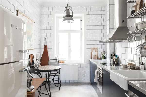 scandinavian kitchen tile designs Dark blue and kitchen tiles - COCO LAPINE DESIGNCOCO LAPINE DESIGN