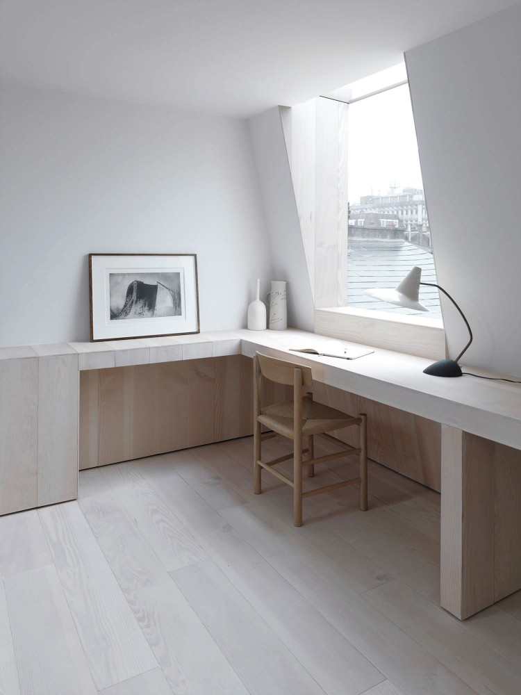 10 Kitchen And Home Decor Items Every 20 Something Needs: Clean Lines In White And Wood