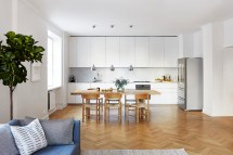 Beautiful Living Kitchen - Coco Lapine Designcoco