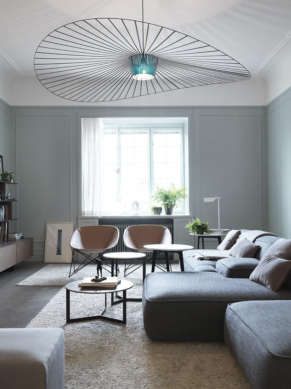 Home in greengrey  COCO LAPINE DESIGNCOCO LAPINE DESIGN