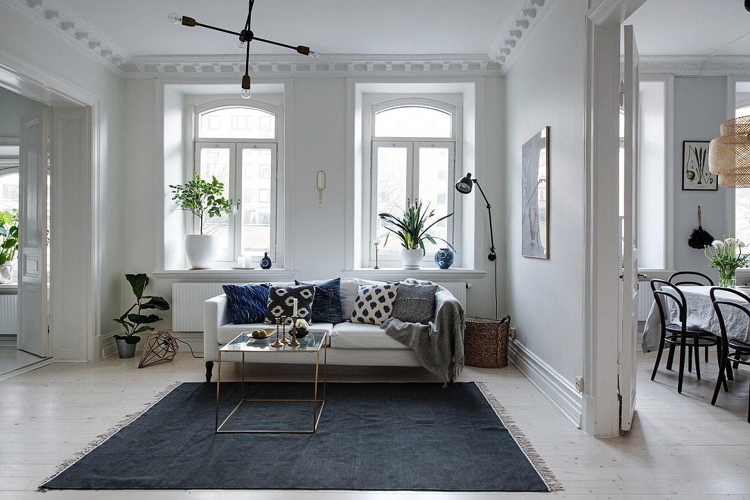 Fresh and light home  COCO LAPINE DESIGNCOCO LAPINE DESIGN