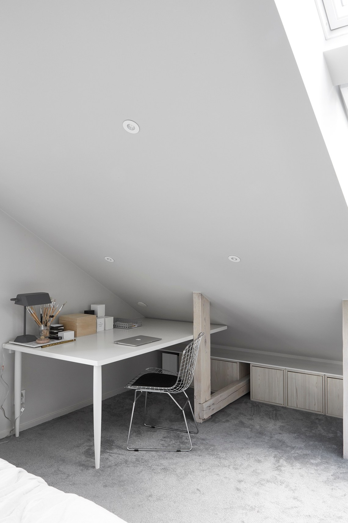 Perfectly Decorated Underneath The Roof Coco Lapine
