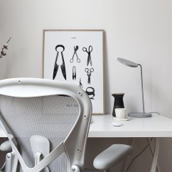 Aeron Chair Used Hanging Egg Chairs Herman Miller In Mineral - Coco Lapine Designcoco Design