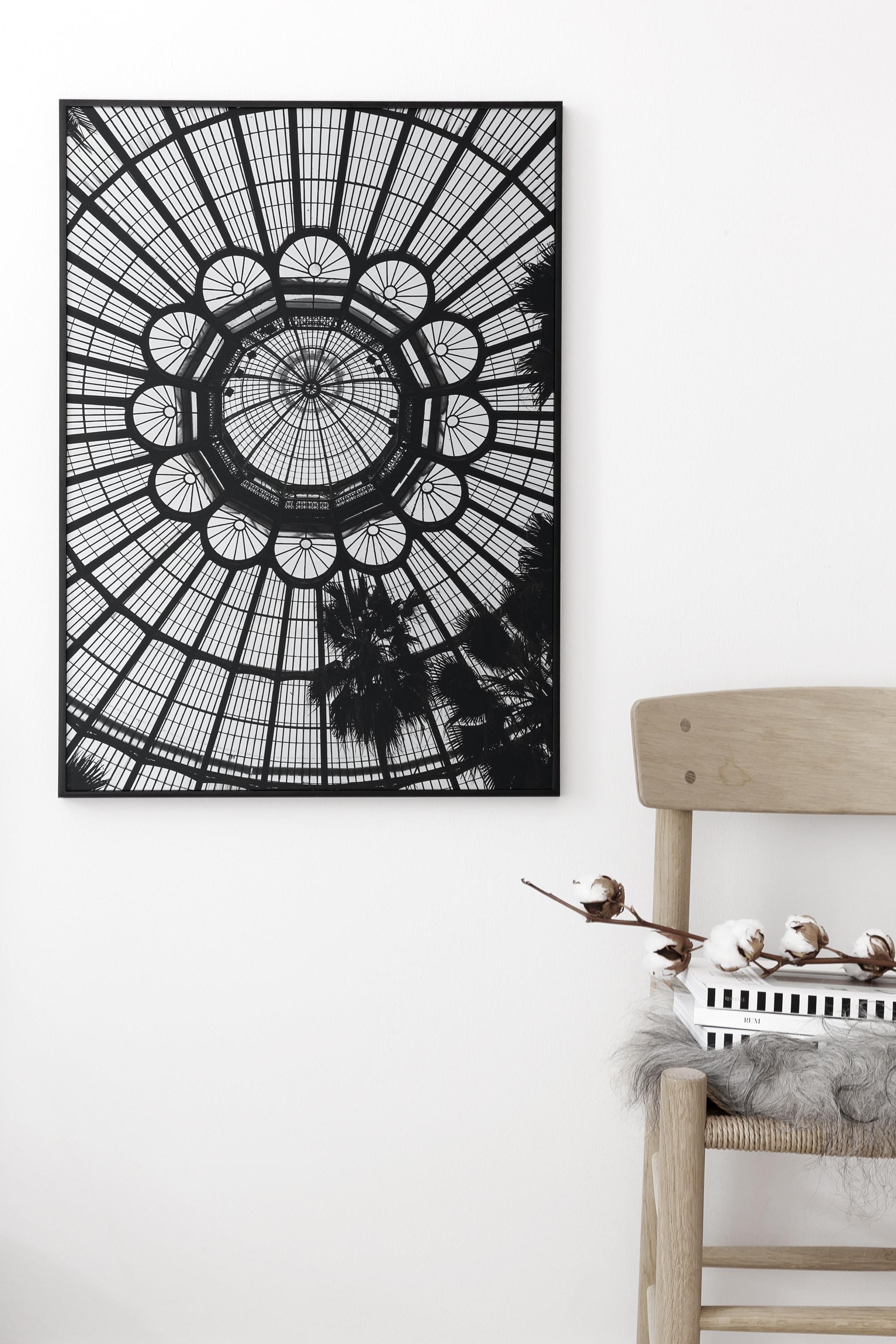 new print in the shop jardin d 39 hiver coco lapine. Black Bedroom Furniture Sets. Home Design Ideas