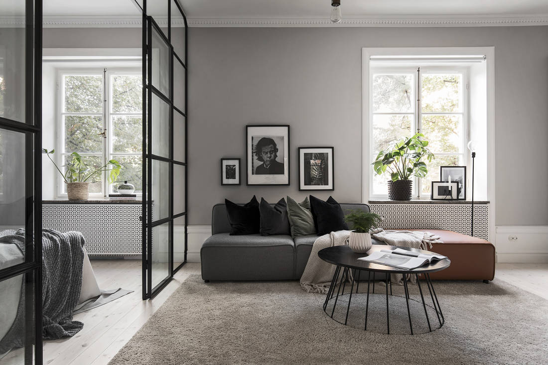 Kitchen Living Room And Bedroom In One Coco Lapine Designcoco Design