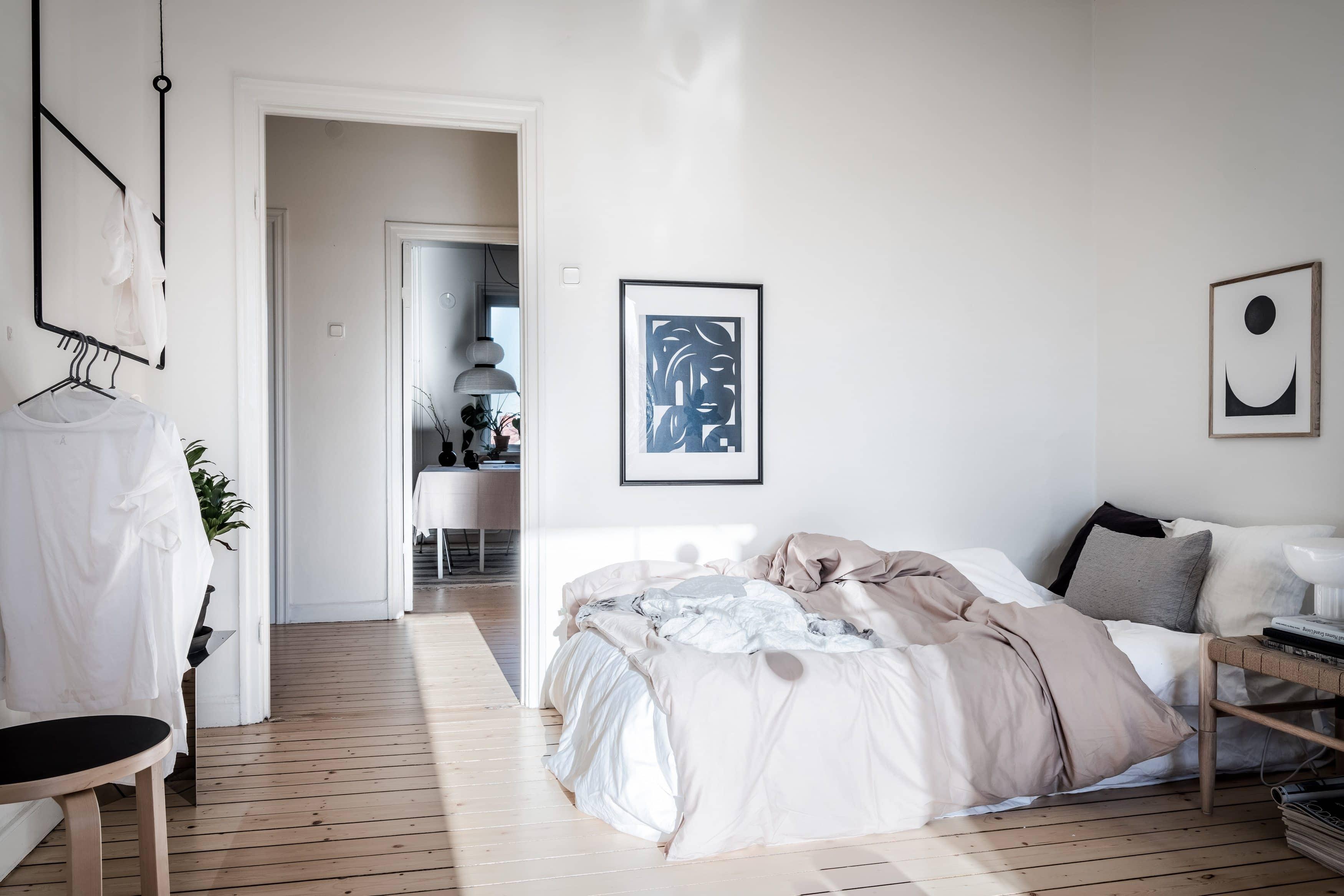 Bedroom Ideas: Bedroom And Living Room Combination
