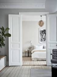 cozy greige walls colores weekened puertas via myparadissi para habitaciones cocolapinedesign links fun articulo lapine