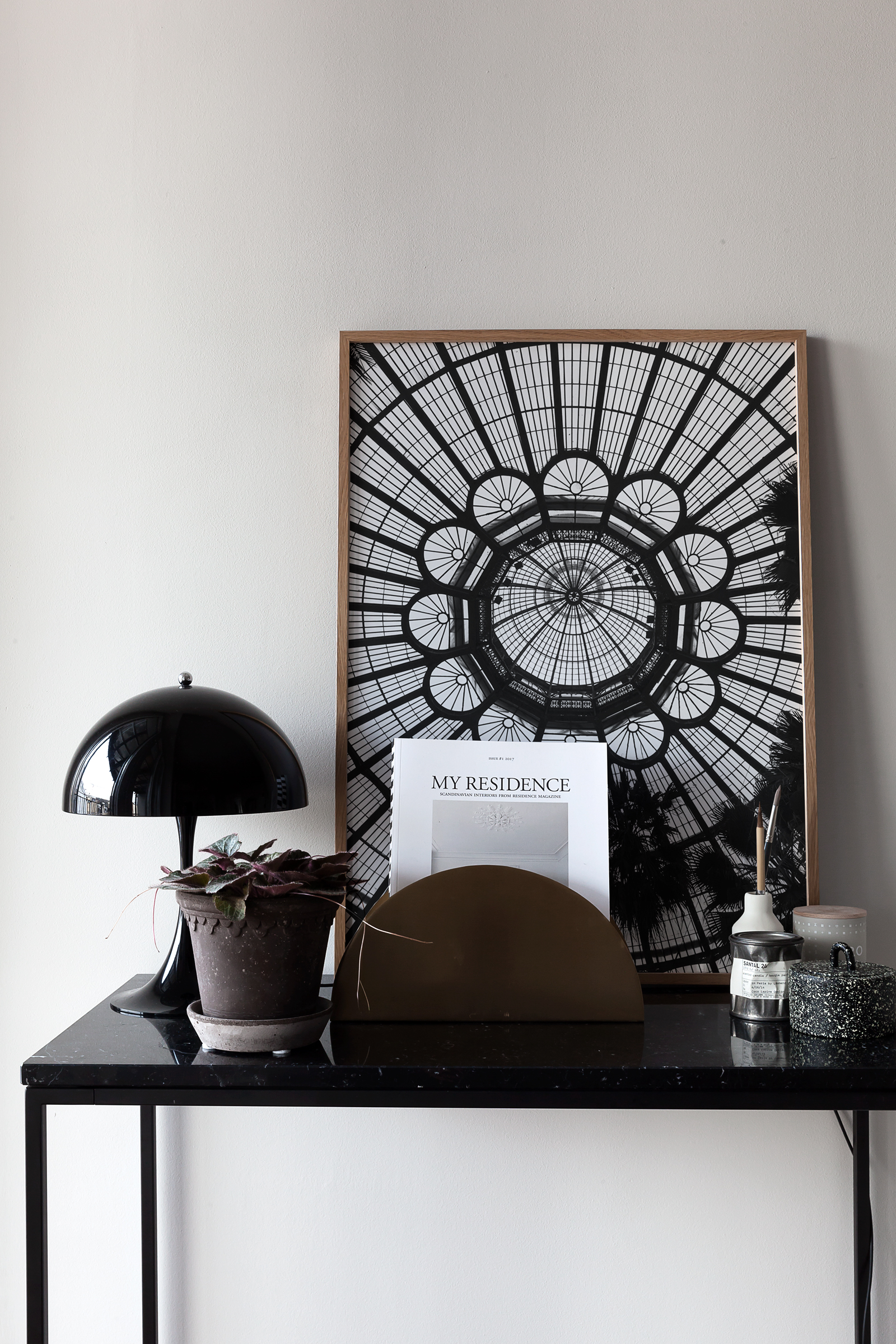 Jardin d\'hiver in my living room - COCO LAPINE DESIGNCOCO LAPINE DESIGN
