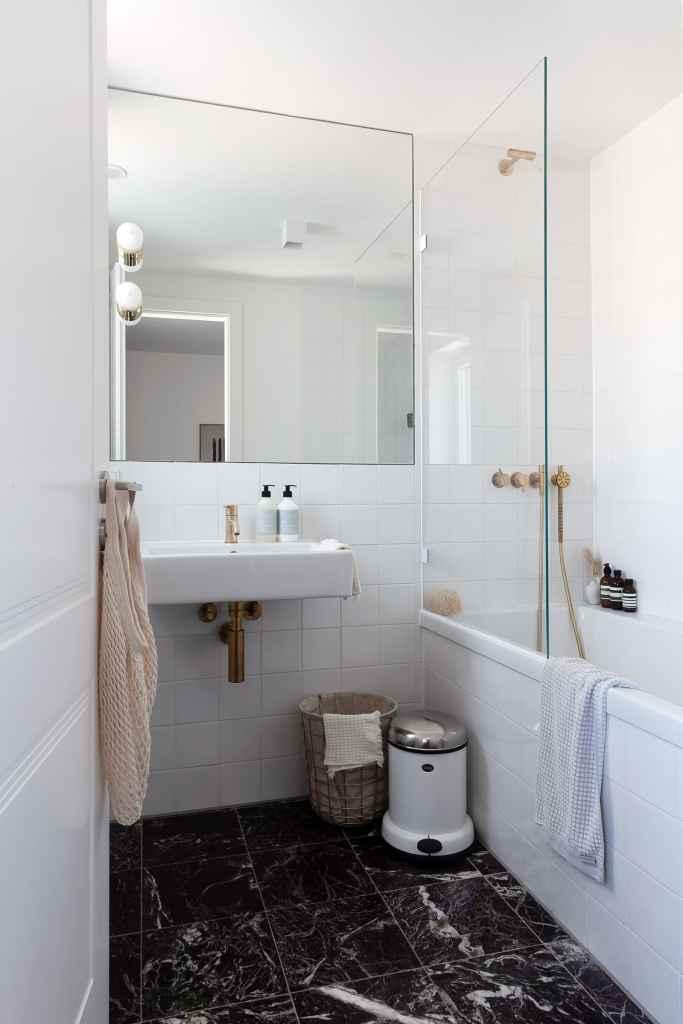 Sunday bathroom