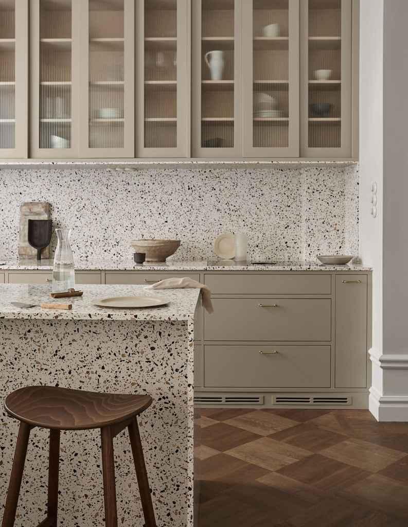 Modern classic kitchen from Nordiska Kök