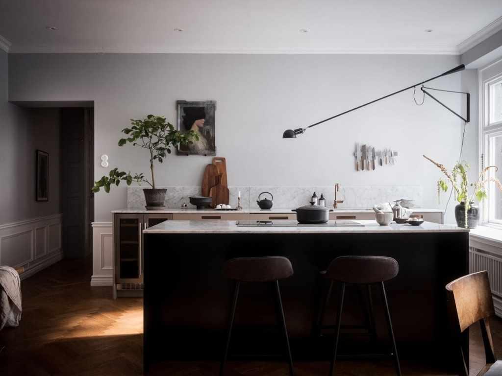 Majestic living kitchen