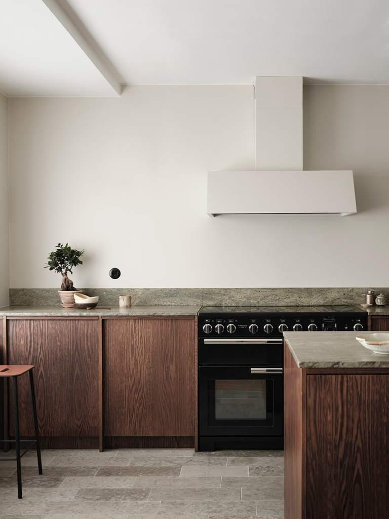 The Nordic Retro kitchen from Nordiska Kök