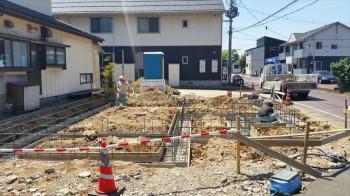 ■鉄筋工事