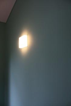 ■リビング 塗装壁