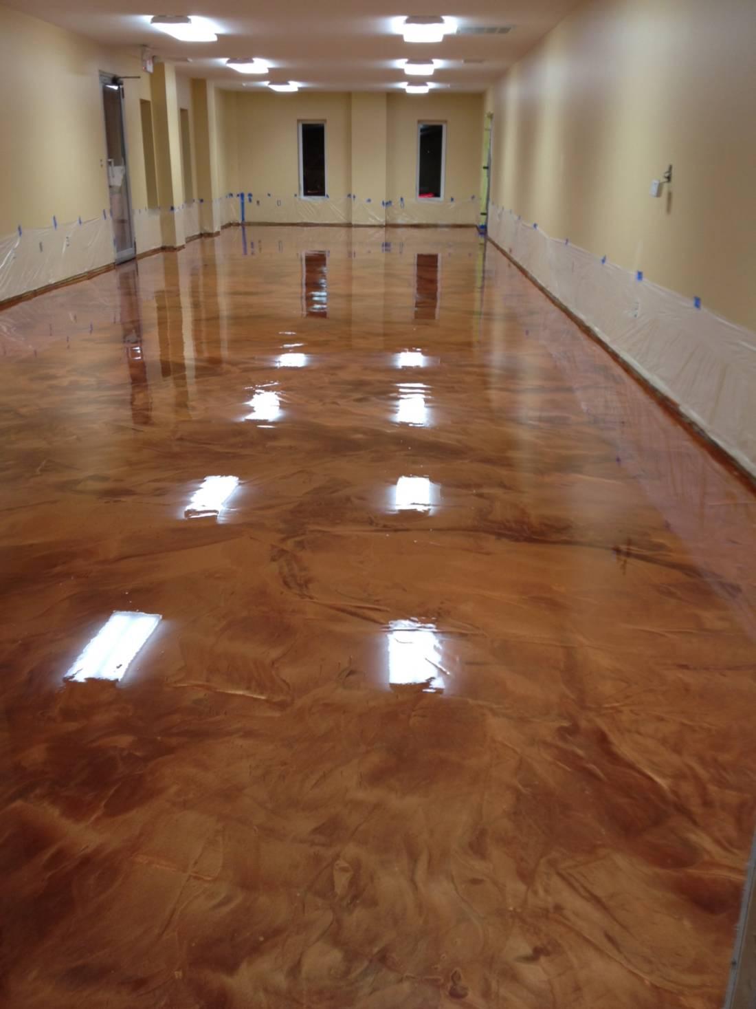 Industrial Flooring Options  Colorado Concrete Repair