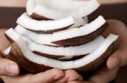 Coconut Oil's Good Saturated Fat Health Benefits