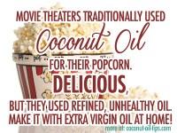 Coconut Oil Popcorn Recipe - How to Make Coconut Oil Popcorn