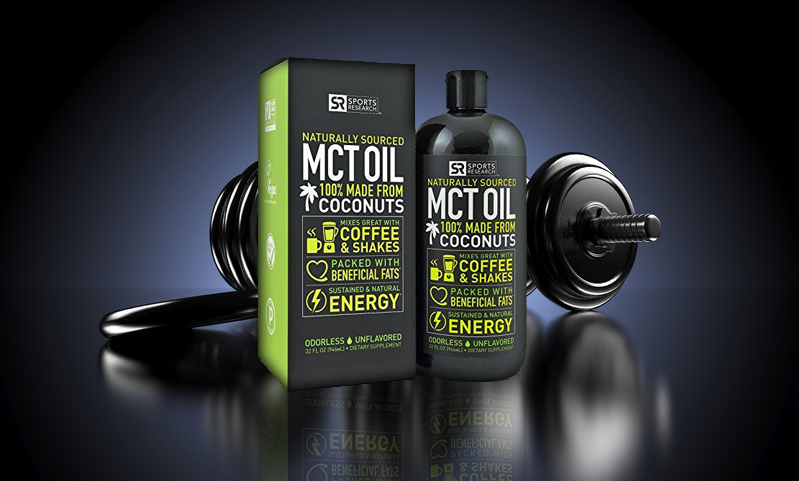 Coconut Oil Bodybuilding Weight Lifting Muscle Recovery