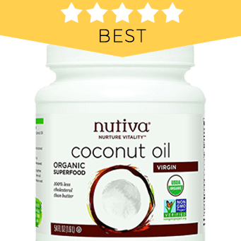 Best Coconut Oil Review Nutiva