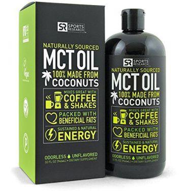 MCT Coconut Oil Bodybuilding