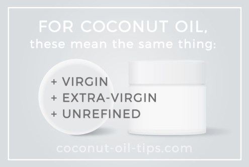 how to choose coconut oil to buy