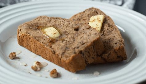 Basic Paleo Banana Bread