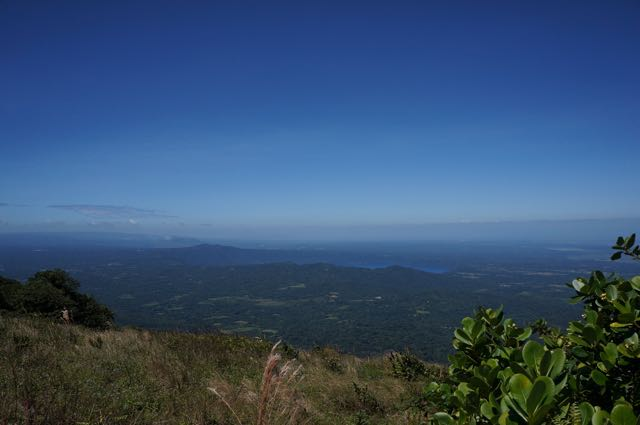 A view towards Granada from atop the Mombacho volcano, Nicaragua. Photo: Eeva Routio.