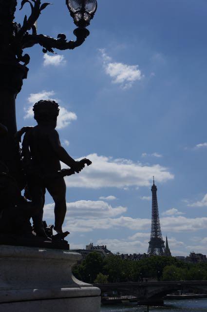 Paris, France. Photo: Eeva Routio.