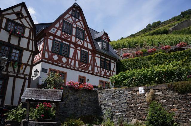 Braubach, Germany. Photo: Eeva Routio.