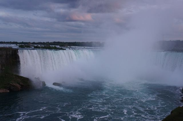 Niagara Falls, Ontario, Canada. Photo: Eeva Routio.