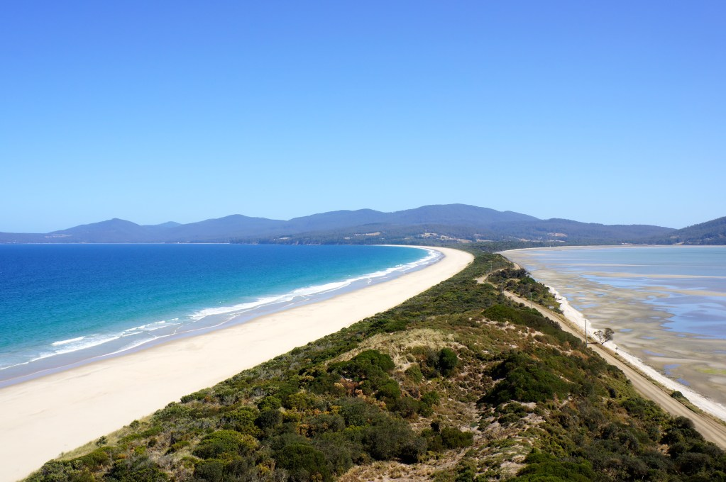 Bruny Island, Tasmania, Australia. Photo: Eeva Routio.
