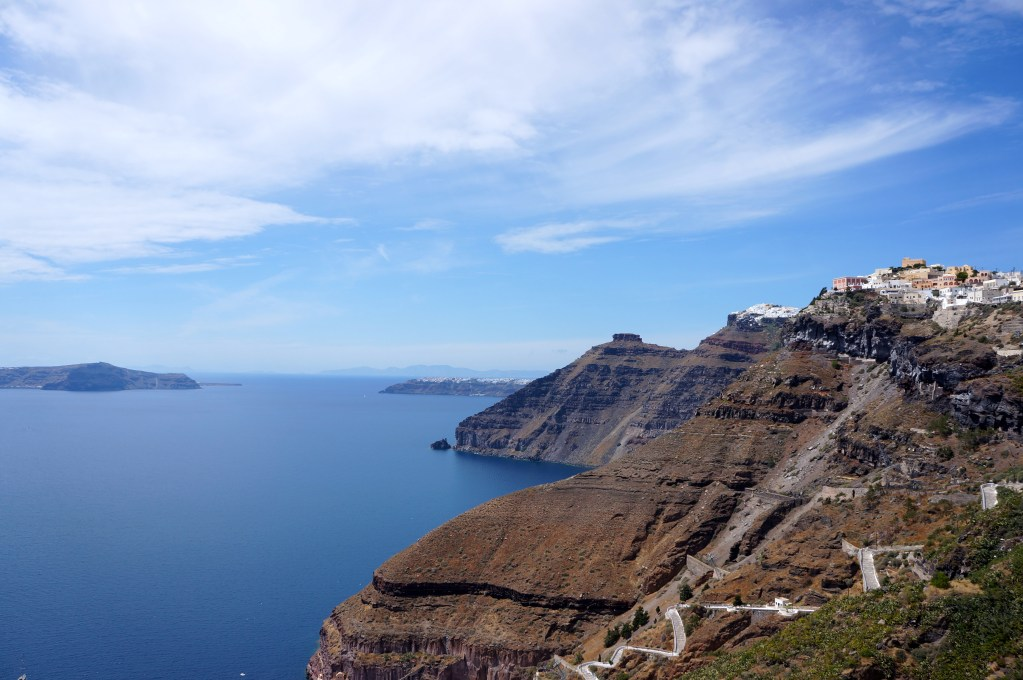Santorini, Greece. Photo: Eeva Routio.