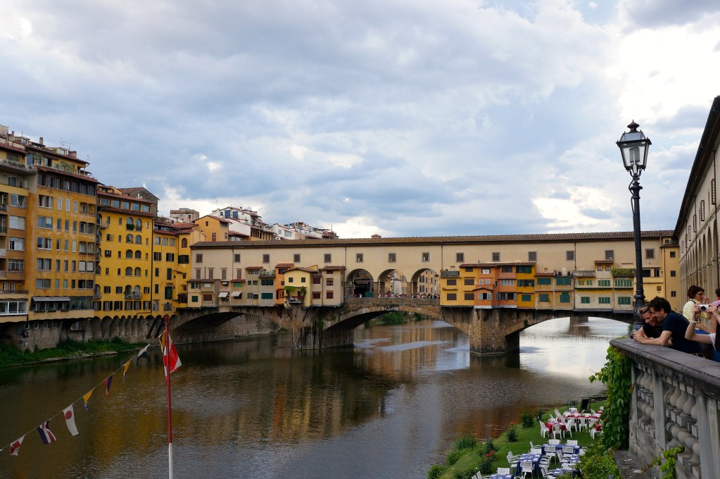 Florence, Italy. Photo: Eeva Routio.