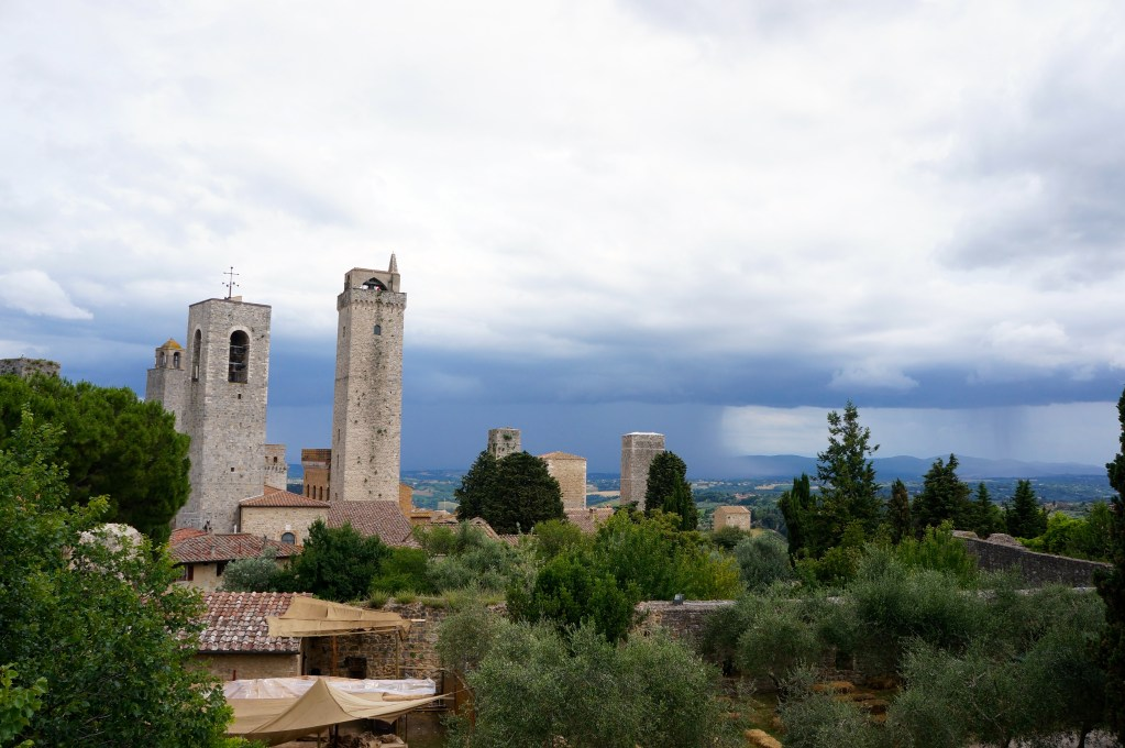 San Gimignano, Italy. Photo: Eeva Routio.
