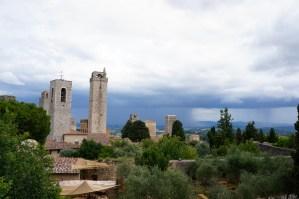 San Gimignano, Italy. Photo: Eeva Routio.