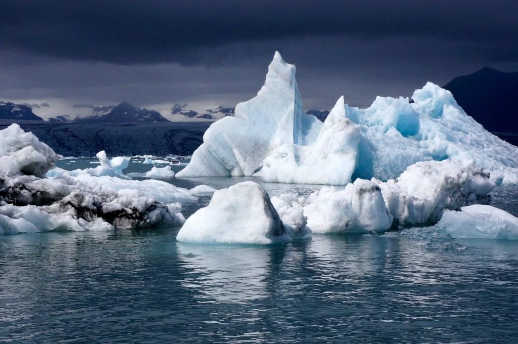 Jokulsarlon Glacier Lagoon, Iceland. Photo: Eeva Routio.